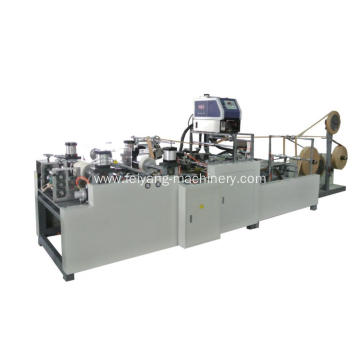 best sale flat rope handle making machine